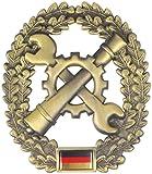 Original Bundeswehr Barettabzeichen aus Metall in verschiedenen Sorten zur Auswahl Farbe Instandsetzung