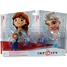 Disney Infinity -  Toy Box Set: Frozen (Anna, Elsa + 2 Power Discs)
