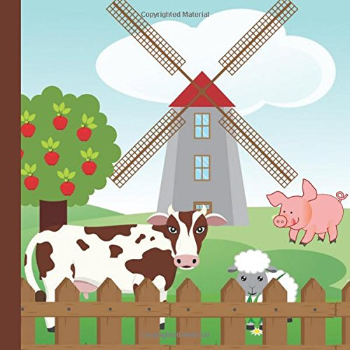Barnyard Birthday Party Guest Book: Plus Printable Farm Themed Party Invitations,Thank You Cards & Gift Tracker Plus Picture Pages for a Lasting ... Decorations,Barnyard Party Favors, Band 1)