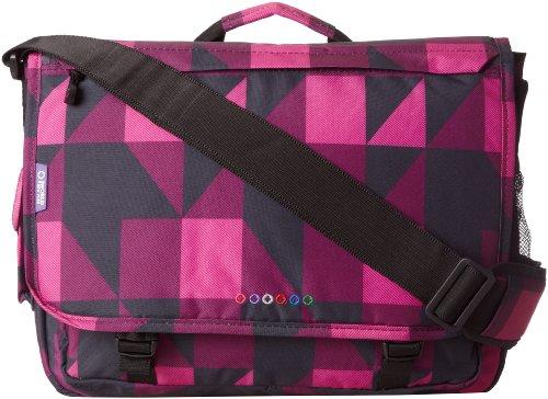 j-world-new-york-unisex-erwachsene-umhangetasche-block-pink-rosa-bb-16p-block-pink