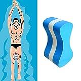 ANAM korrekte Swim Haltung Schaumstoff Pull Float, Pull Buoy, aqua Floating-Overall Flotation Gerät Übungen Schwimmen Training Hilfe für Kinder und Erwachsene
