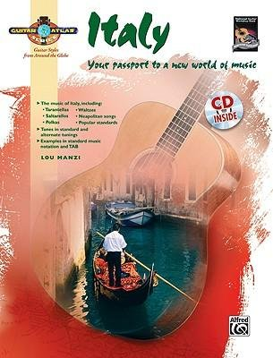 [(Italy: Your Passport to a New World of Music)] [Author: Lou Manzi] published on (August, 2007)