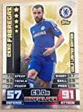 Match Attax 20142015Fußball Karte Chelsea Cesc Fabregas Gold Limited Edition