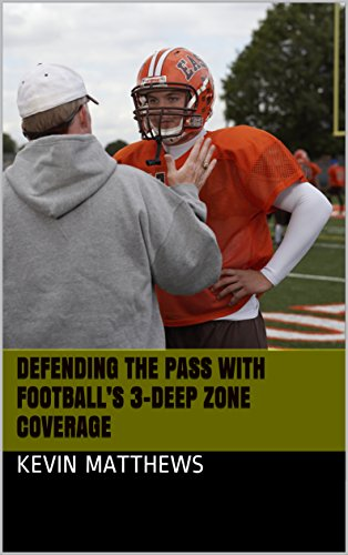 Defending the Pass with Football's 3-Deep Zone Coverage (English Edition) -
