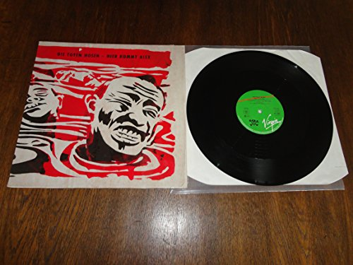 Hier kommt Alex / Vinyl Maxi Single [Vinyl 12''] (Vinyl-schallplatte Tote)