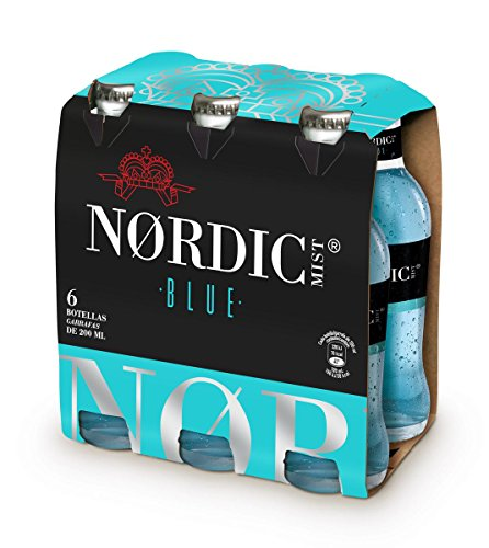 Nordic Mist Tonica - Pack de 6 x 20 cl - Total: 120 cl