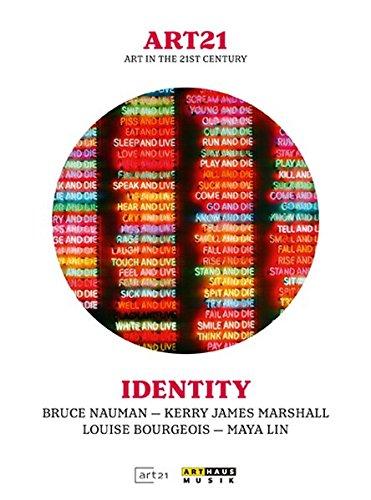 art-21-art-in-the-21st-century-identity-dvd-import-anglais