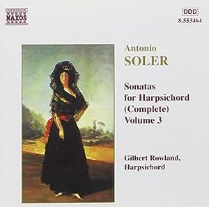 Sonaten für Cembalo Vol. 3