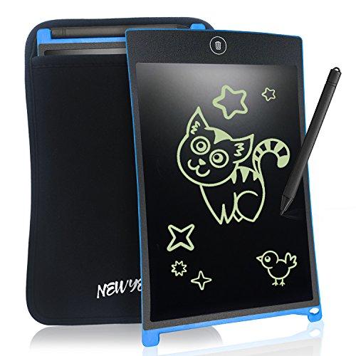 NEWYES Tableta de 8,5 pulgadas LCD de escritura portátil, Touch Pad resistente,...