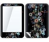 Tolino Shine 2 HD Skin Runde KLARHEIT Sticker Handy Folie Aufkleber + Wallpaper, Schutzfolie Fuer Cover