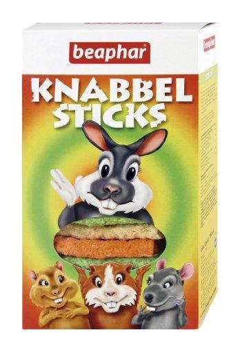 Beaphar Knabbel Sticks, friandises extrudés à...