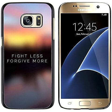 Copertura di plastica Shell Custodia protettiva || Samsung Galaxy S7