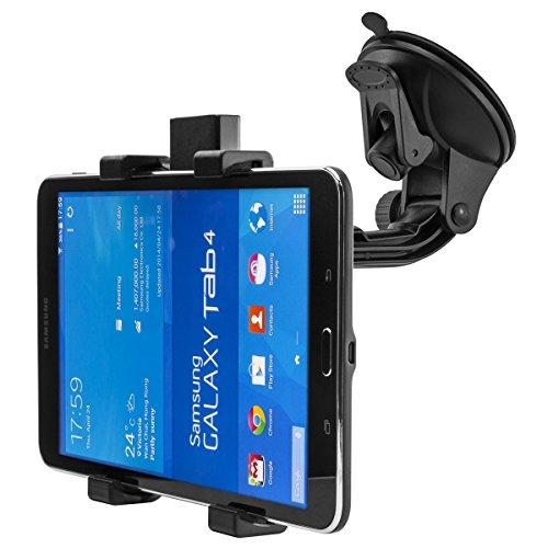 Universal KFZ-Halterung für Galaxy Tab 4 7.0, Tab 8.0, Tab A 7.0, Tab A 8.0, Tab S2 8.0, Tab S 8.4, Tab 3 8.0 un weitere Geräte