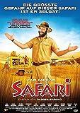 Safari (Blu-Ray) [Import allemand]