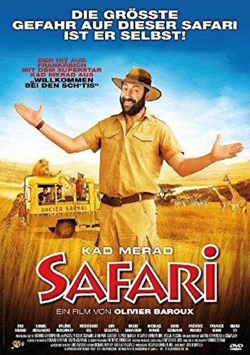 Bild von Safari [Blu-ray]