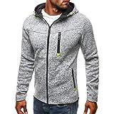 Scaling BUSIM Men's Pullover Hoodie Hoody Zipper Jacket Slim Hoodies Sweatshirts Pullover Coat