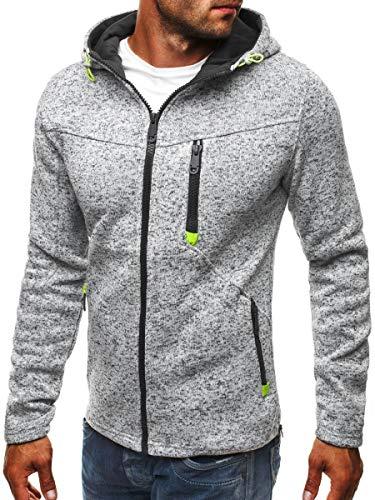 Clearance Sale M-2XL ODRD Hoodie Pullover Männer Sweatshirt Sweater Herren Mantel Coat Outwear Sweatjacke Daunenjacke Kapuzenpulli Jacke Anzug Blazer Winterjacke Overcoat Lederjacke (Tail-mix-katze)