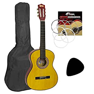 Childrens Classical Guitar Kids Pack 1/4 Size by Mad About