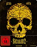 Sicario 2 - SteelBook Edition [Blu-ray]