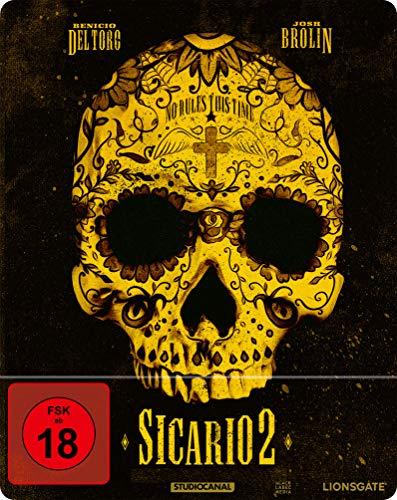 Sicario 2 - SteelBook Edition [Blu-ray]