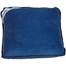 Relaxing Massage Rückenkissen Mit Vibration Löst Verspannungen Batteriebetrieben Kissen & Nackenrollen