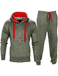 Nike Men/'s Classic Fleece Full Zip Running Jogging Gym Sports Track Grey Hoodie