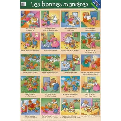 Poster 38. les Bonnes Manieres
