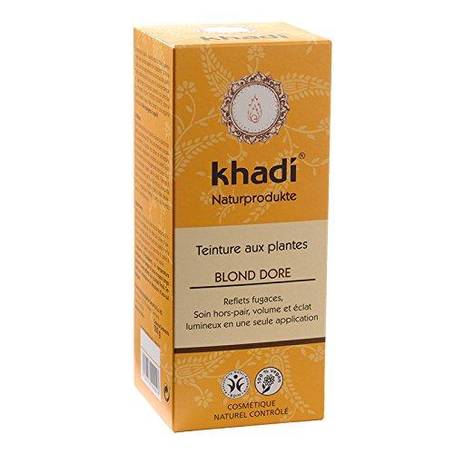 Khadi Pflanzenhaarfarbe (Farbe Helle Haar)