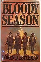 Bloody Season Hardcover