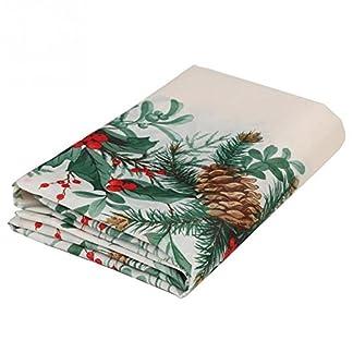 Mantel de lino con diseño de Navidad, de Primi