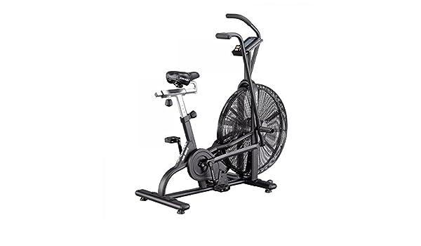 130 x 61 x 124 cm Perform Better Erwachsene Assault Air Bike Schwarz Fitnessfahrrad