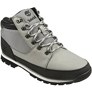 Mens Timberland Mens Eurosprint Hiker Boots in Grey - UK 14.5