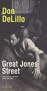 "Afficher ""Great Jones Street"""