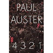 [(4 3 2 1)] [Author: Paul Auster] published on (January, 2017)