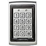 UHPPOTE 125Khz EM-ID Metal Caja RFID Teclado De Control Acceso Con Contraluz Soporta 500 Usuarios