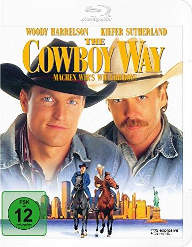 The Cowboy Way - Machen wir's wie Cowboys [Blu-ray]