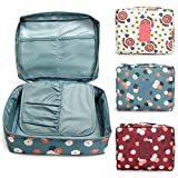 Best Bags For Less Hanging Travel Toiletry Bags - Siddhi Collection Portable Travel Cosmetic Makeup Toiletry Bag Review