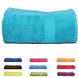 Trident 400 GSM Large Cotton Bath Towel ...