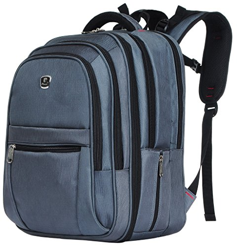 Binlion Taikes Laptop Backpack Up To 17-Inch Grey23