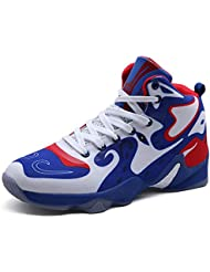 099ca848ca339 FHTD Chaussures de basket-ball pour hommes Absorption des chocs de  performance Bottes de basket