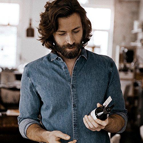 Bartseife Reinigung und Pflege natürliche Bartpflege für den modernen Mann Abbildung 3