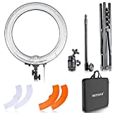 Best NEEWER Lights Video Lights - Neewer 14-inch Outer 12-inch Inner Dimmable Ring Light Review