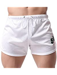 Sommer Mens Shorts Fitness Bodybuilding Mode Lässig Kurze Hosen Sport Gym  Jogging Jogginghose Strand Arbeit Hosen 13f27628d1