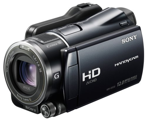 Sony HDR-XR550VEB Full HD Camcorder (240 GB