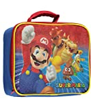 """Best Ruz Lunch Boxes - Super Mario Brothers """"Mario and Friends"""" Insulated Lunchbox Review"""