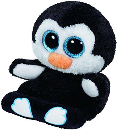 Peek-A-Boo's Pinguino Peluche Portacellulare