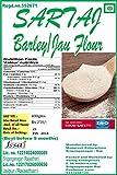 Sartaj Hulled Barley Flour, low GI Jau Flour, barley 400gms