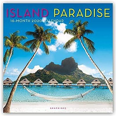 Island Paradise 2020 Calendar