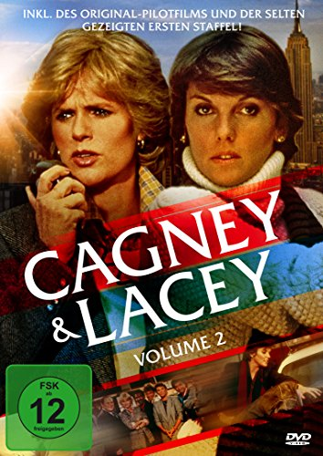 Cagney & Lacey, Vol. 2 [5 DVDs] (Lacey Kurz)