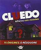 CLUEDO / MON CARNET D'ENIGMES
